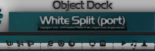 White Split for Objectdock