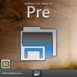 Explorer based on Pre by vi20RickrMetal12us