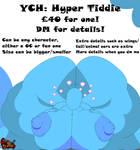 YCH - Hyper Tiddie by Swasbi