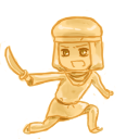 Stephano Shimeji by StephanoTheStatue