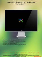 Android Nexus Boot Screen V1 By ~AniketRane