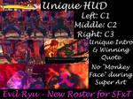 Evil Ryu - New Roster for SFxT