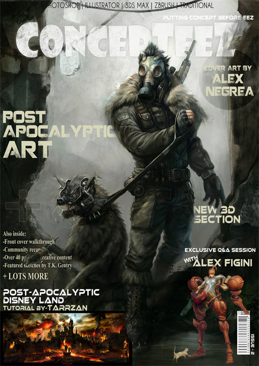 Concepteez Mag Issue 2 by concepteez
