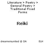 Reiki by dreamersunited