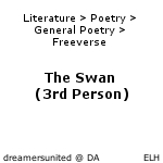 The Swan (3rd Person) by dreamersunited