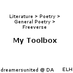 My Toolbox by dreamersunited
