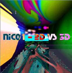 Nic03 - 2D vs 3D
