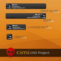 cimi CD Art Display