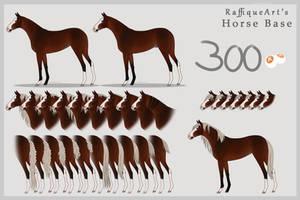 P2U   Horse Base