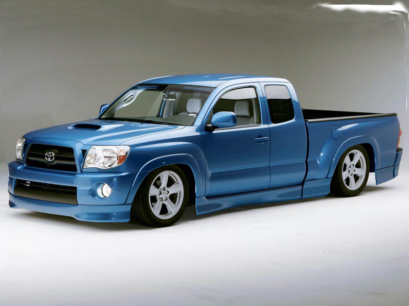 Toyota Tacoma X Runner By Phxchristian On Deviantart