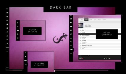 DarkBar 1.0 by AmAnZx