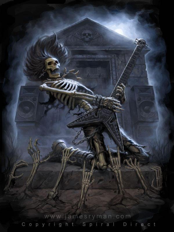 Death Metal by Adoir on DeviantArt