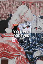 Young Forever - Triangle-Triangle by RedVelvetDesigns