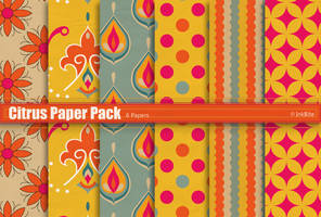 Citrus Paper Pack by naga-pree