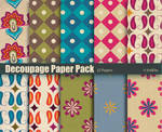 Decoupage Paper Pack