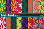 Paisley Paper Pack