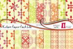 Kolam Paper Pack Lite
