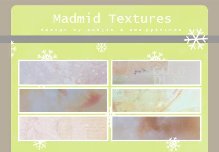 Madmidd Textures
