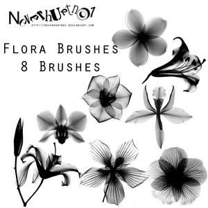 Flora Brushes