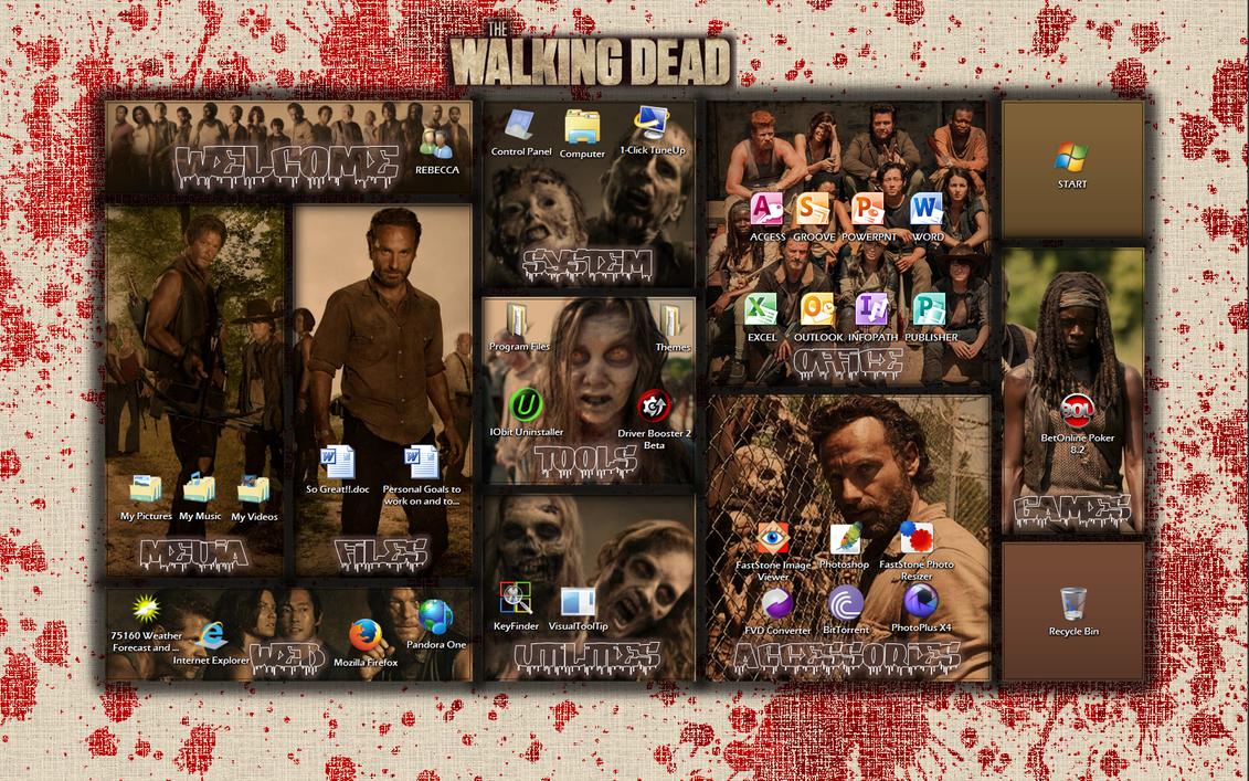 Walking Dead by creativecraig