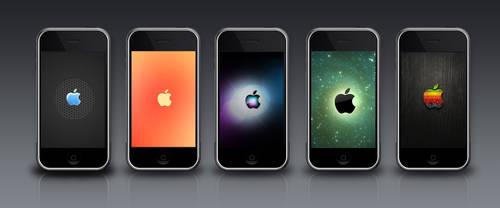 iPhone Wallpaper Pack by my-nightmare-reborn