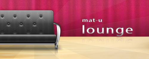lounge icons by mat-u