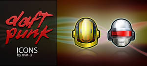 Daft Punk Icons