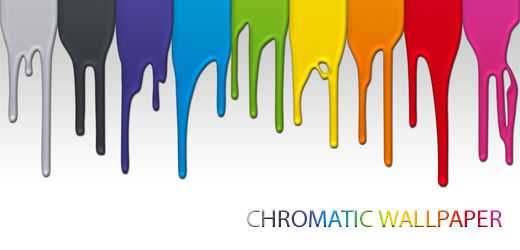 chromatic wallpaper
