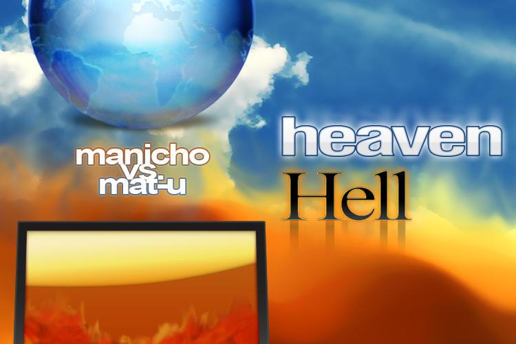 Heaven Hell by mat-u