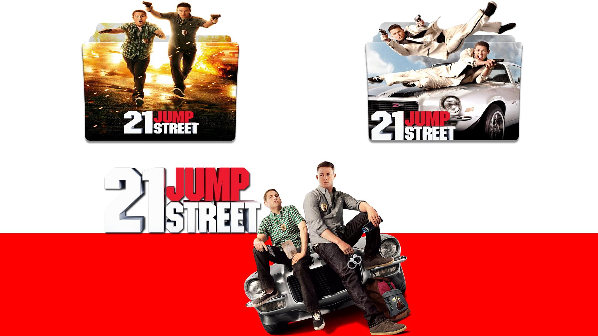 21 Jump Street 2012 Folder Icon By Jaxteller22 On Deviantart
