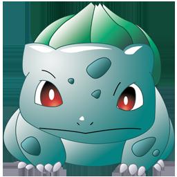 mY iCons - Bulbasaur by lovuhemant