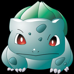 mY iCons - Bulbasaur
