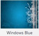 Windows Blue by lovuhemant