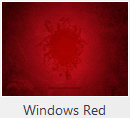 Windows Red by lovuhemant
