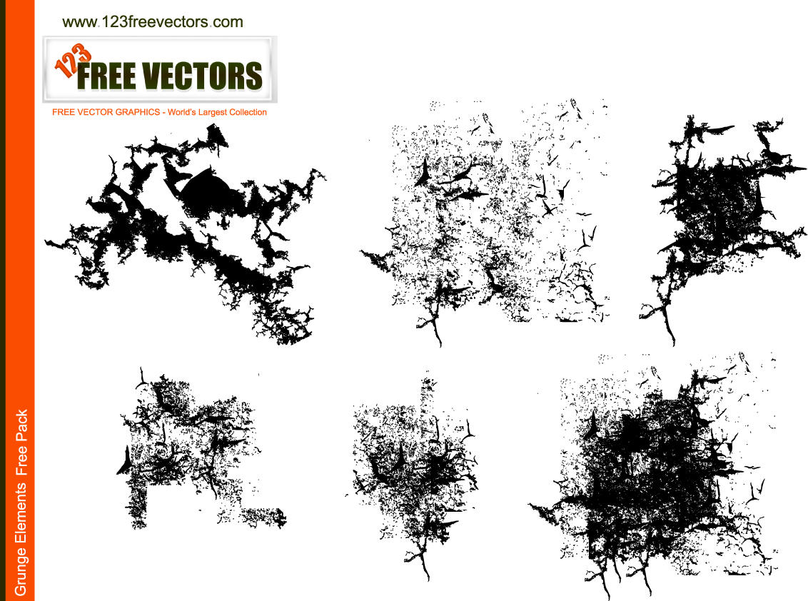 vector grunge clipart - photo #3