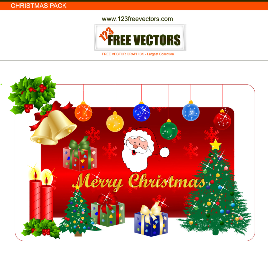 Christmas Special Vector Pack