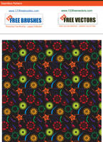 Seamless Pattern by 123freevectors