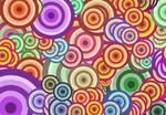 Vector Circle Wallpaper