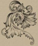 Hand Drawn Decorative Brush