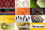 123FreeVectors - Background Collection