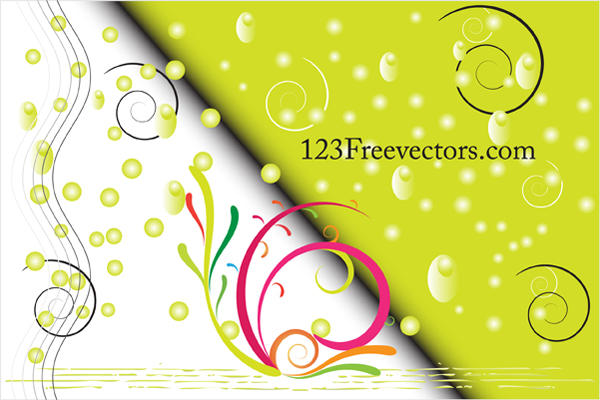 Free Vector Background - 11 by 123freevectors