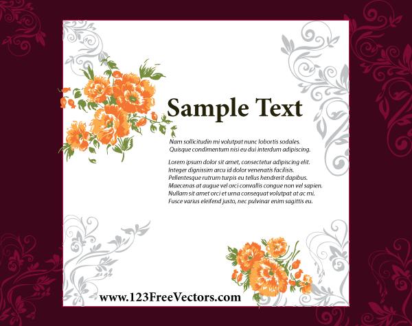 wedding_invitation_card_design_by_123freevectors d4jk0qh wedding invitation cards online template wblqual com,How To Design A Invitation