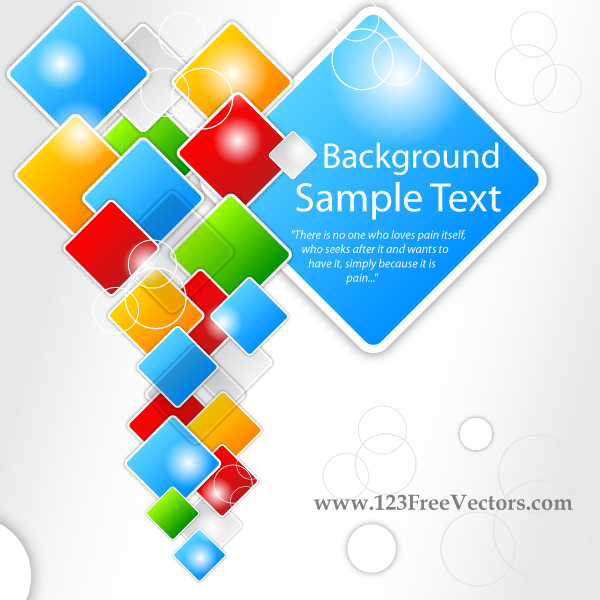 Abstract Square Vector Background by 123freevectors on DeviantArt