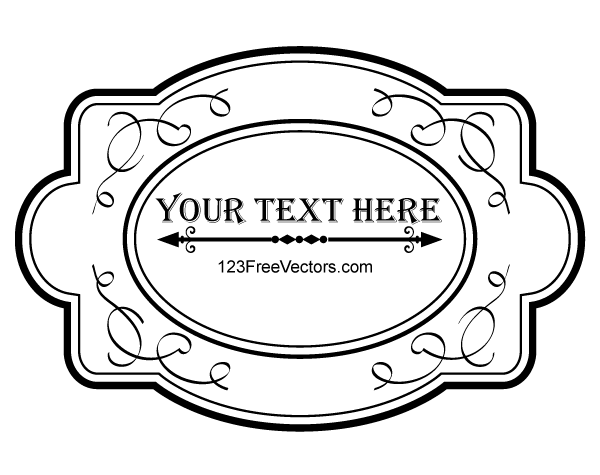 free clipart ornate frames - photo #50