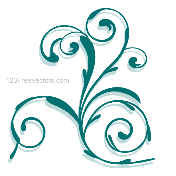 Hand drawn lines and ornaments Vector  Free Download
