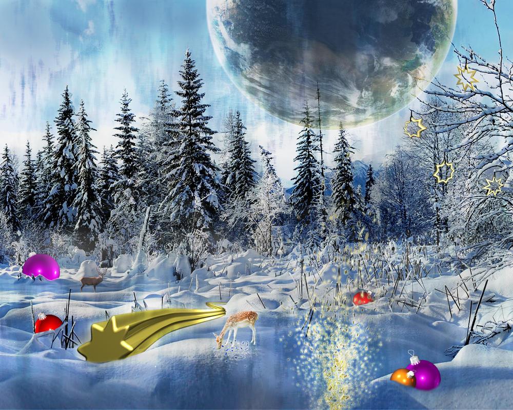 Christmas by eucalyptus427