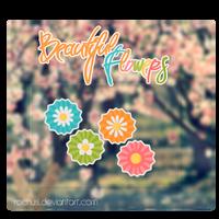 Beautiful Flowers by iSmileLikeMe
