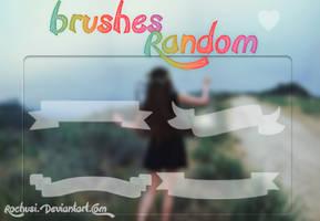 Brushes Random by iSmileLikeMe