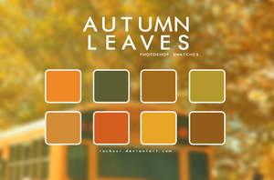 Autumn Leaves by iSmileLikeMe