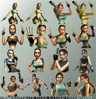 Ultimate Tomb Raider Icon Pack